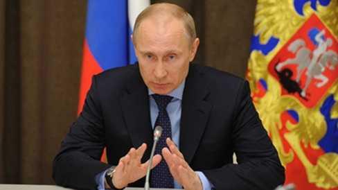 Tổng thống Nga Putin từng nói ông Yanukovych không còn tương lai chính trị