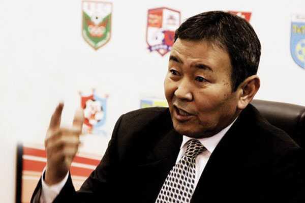 Trưởng giải V-League là người Nhật (Ảnh: Phạm Thành)