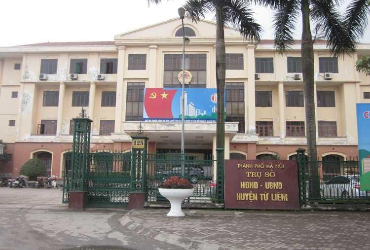 UBND huyện Từ Liêm