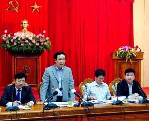Ông Nguyễn Thế Hùng, Giám đốc Sở Xây dựng Hà Nội chưa nắm được thông tin?