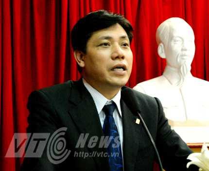 Thứ trưởng Nguyễn Ngọc Đông