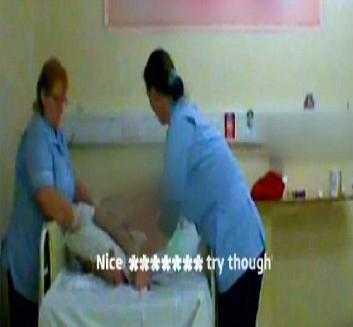 Hai nữ điều dưỡng bị bắt quả tang nguyền rủa người bệnh.