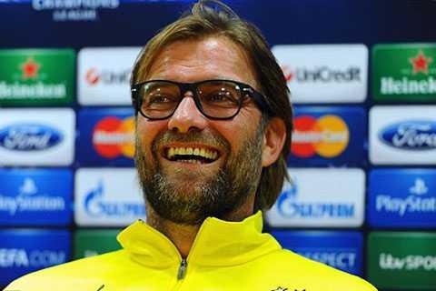 Jurgen Klopp cũng có nhiều khả năng tới Old Trafford
