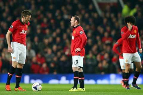 Nếu không giành được thêm 11 điểm nữa, Man Utd sẽ là nhà vô địch Premier League tồi tệ nhất