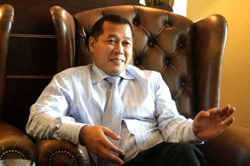 Trước khi ngồi vào ghế Chủ tịch NH Nam Á, ông Toàn là sếp lớn của rất nhiều công ty