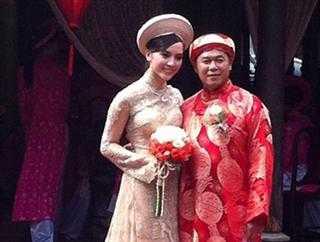 Vợ chồng Á hậu Dương Trương Thiên Lý