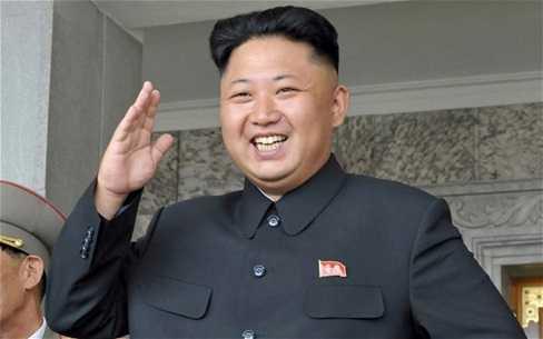 Nhà lãnh đạo Triều Tiên Kim Jong-un có kiểu tóc thu hút sự chú ý của truyền thông phương Tây