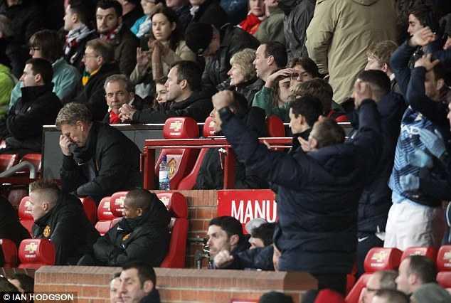 Nếu Moyes cứ tiếp tục hình ảnh bất lực như thế này thì ông sẽ rất khó tại vị ở Man Utd