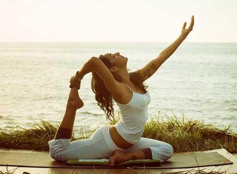 Tập thể dụng hằng ngày là cách bạn chống lại chứng đau lưng.