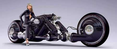 The Detonator, siêu môtô đắt nhất thế giới.