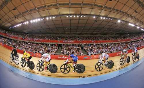 Nhà thi đấu môn xe đạp lòng chảo được xem là gánh nặng chi phí cho Asiad