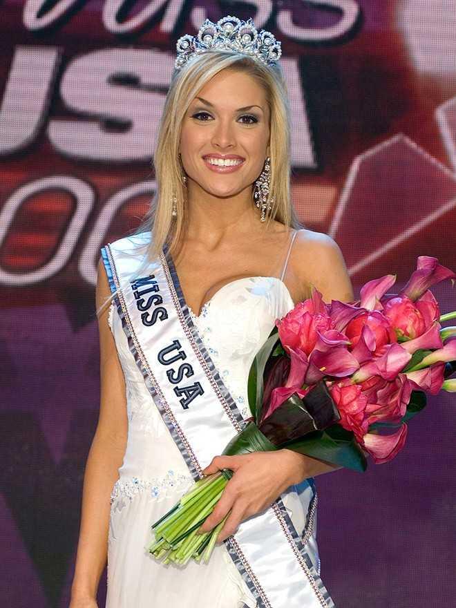 Tara Conner là một trong những hoa hậu đình đám nhất với hàng loạt scandal trong lịch sử cuộc thi Hoa hậu Mỹ.