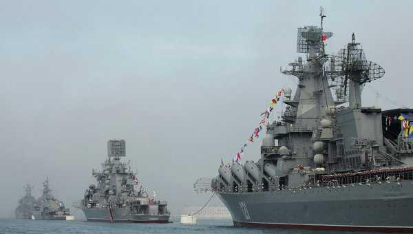Tàu chiến của Hạm đội Biển Đen
