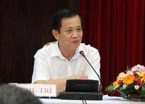 Bí thư Thành ủy Đà Nẵng Trần Thọ chỉ đạo quyết liệt xử lý tình trạng bảng hiệu tiếng Trung Quốc và kiểm soát lượng người Trung Quốc ở Đà Nẵng