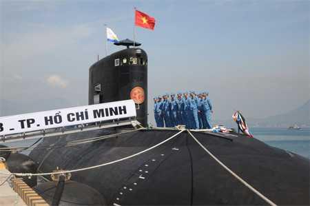 Tàu HQ-183 TP Hồ Chí Minh.