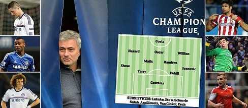 Mourinho lại nổi hứng đòi mua sắm