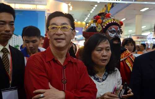 Chuyến thăm Việt Nam lần này của nghệ sĩ Lục Tiểu Linh Đồng dự kiến sẽ kéo dài 4 ngày