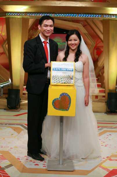 Cặp đôi Kim Ngọc - Thanh Phong