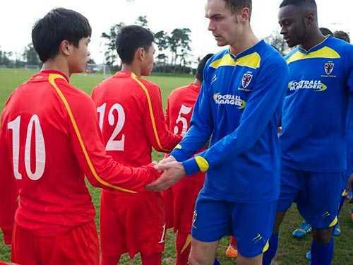 U19 Việt Nam đụng toàn đối thủ mạnh hơn hẳn