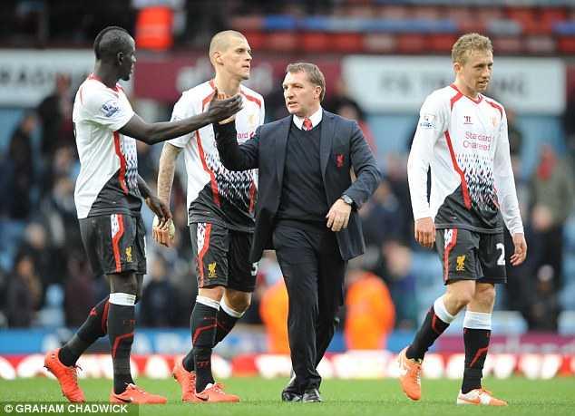 Liverpool đang tràn trề cơ hội đoạt chiếc cúp Premier League