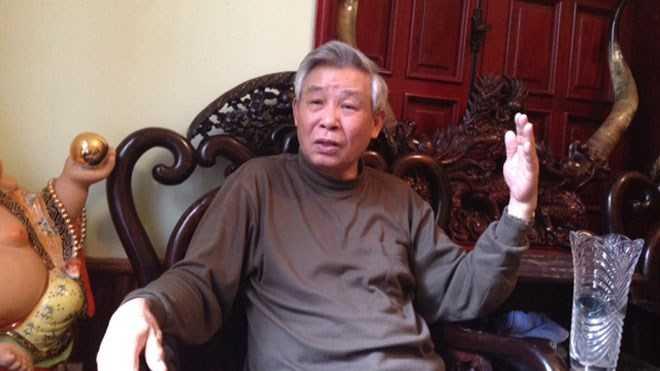 Thiếu tướng Mai Văn Cương. Ảnh: Nguyễn Tú