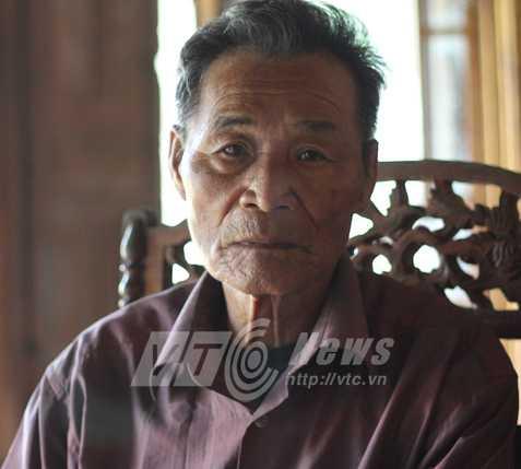 Ông Đinh Văn Trinh kể lại chuyện bố mình săn hổ