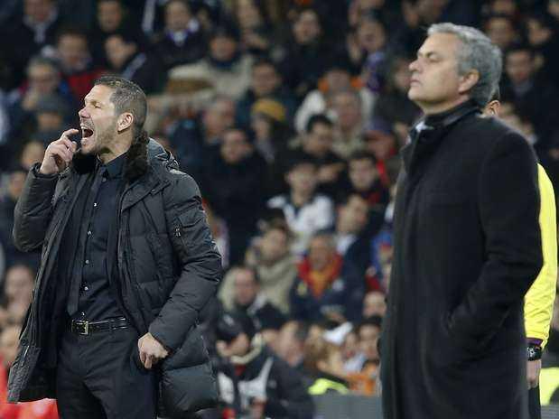 Simeone chỉ giống Mourinho ở tư duy bóng đá
