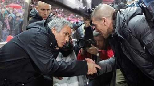 'Nếu Mourinho là Special One thì Simeone xứng đáng là 'perfect' (hoàn hảo) Special One'