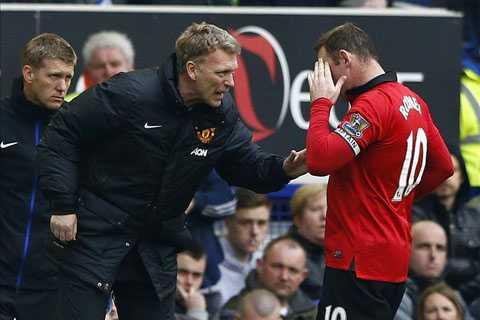Rooney cũng phải chịu trách nhiệm của việc Moyes bị sa thải