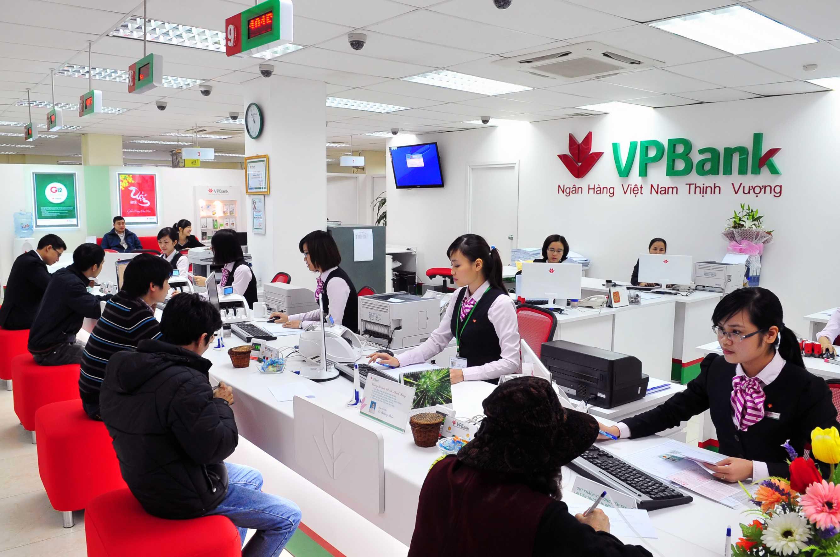 VPBank là ngân hàng mới nhất không chi trả cổ tức bằng tiền mặt