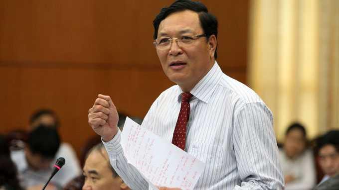Bộ trưởng Phạm Vũ Luận khẳng định Việt Nam đã có triết lý giáo dục