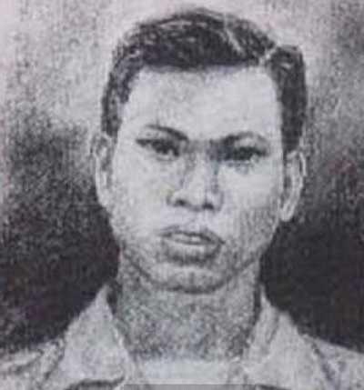 Anh hùng liệt sỹ Tô Vĩnh Diện, người đã lấy thân mình chèn pháo 60 năm trước (ảnh tư liệu)