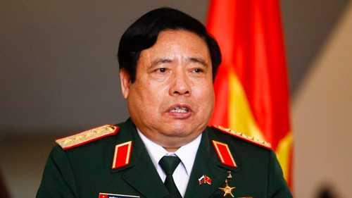 Bộ trưởng Phùng Quang Thanh.