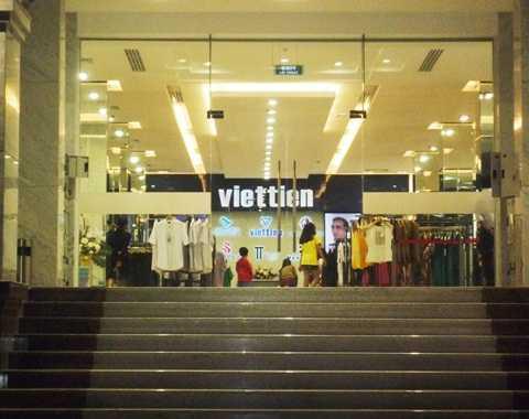 Việt Tiến là một trong những thương hiệu Việt được nhiều người tin dùng