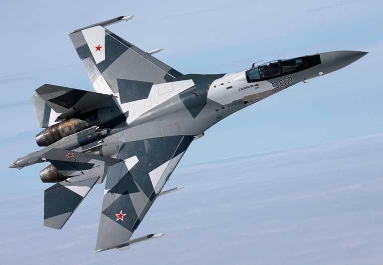 Chiến cơ Su-35 của Nga mà Trung Quốc rất muốn mua