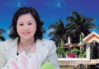 Đại gia Diệu Hiền bị ung thư và phải ra nước ngoài chữa trị