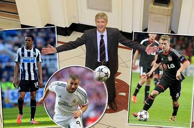 Với 100 triệu bảng, Wenger sẽ được thỏa sức mua sắm mùa hè này