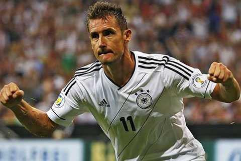 Không nhiều người biết rằng Klose sẽ trở thành người ghi bàn nhiều nhất trong lịch sử World Cup, nếu anh có ít nhất 1 bàn thắng tại Brazil