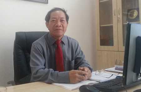 TS. Từ Văn Nhũ, nguyên Phó Chánh án Tòa án nhân dân tối cao
