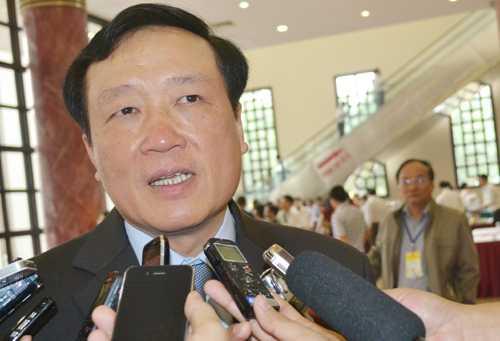 Viện trưởng Viện Kiểm sát nhân dân tối cao Nguyễn Hòa Bình