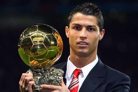 Ronaldo phải vượt qua nỗi ám ảnh Quả bóng vàng