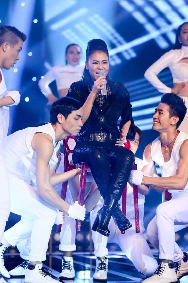 Thu Minh thành diva với cát-xê cao ngất ngưỡng nhờ thể hiện ấn tượng ở các show truyền hình.