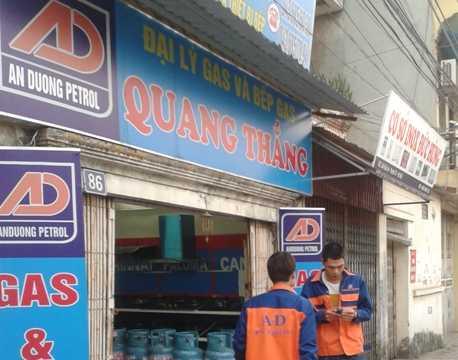 AD Petro là một trong những thương hiệu gas trong top đầu Hà Nội