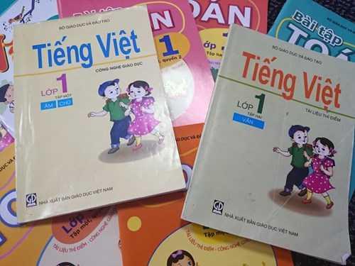 Sách tiếng Việt 1 của GS. Hồ Ngọc Đại theo công nghệ giáo dục được các tỉnh, thành đón nhận.