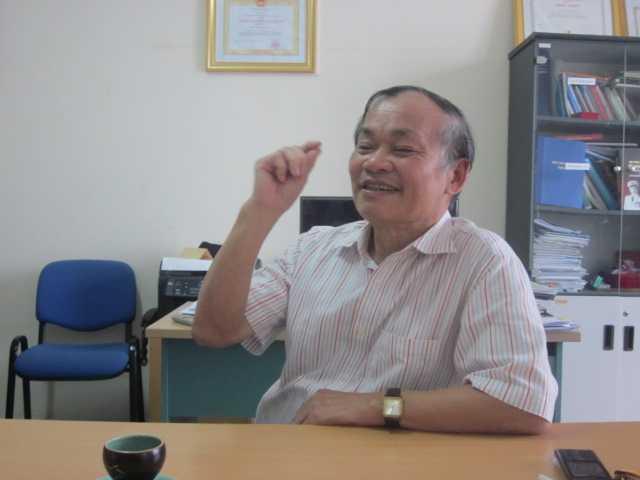 Ông Trần Cao Mưu: