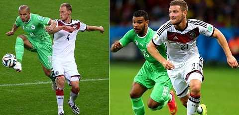 Tuyển Đức cần cải thiện tốc độ ở 2 vị trí hậu vệ cánh