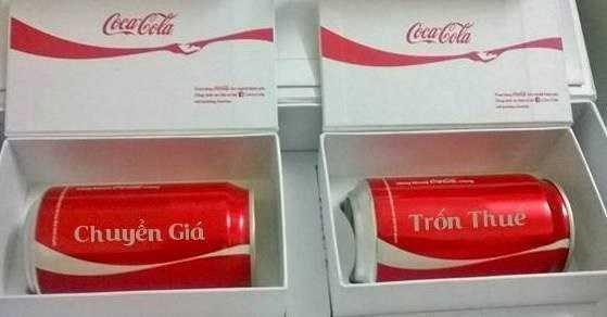 Chiến dịch in tên lên lon của Coca-Cola đang gây bão dư luận