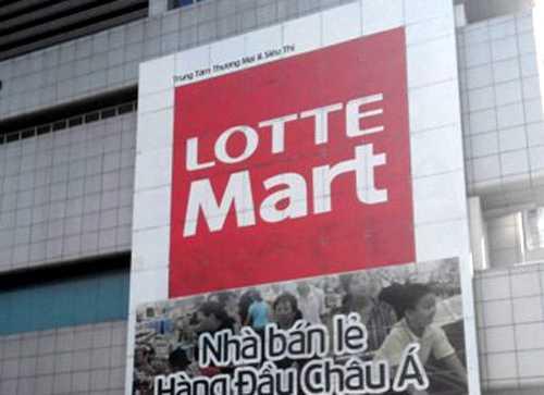 Lotte mart ngắm tới thị trường Hà Nội