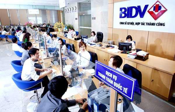Lợi nhuận quý 2 của BIDV giảm gần một nửa