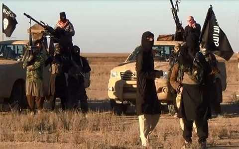 Nhóm phiến quân Hồi giáo tự xưng (IS)- Ảnh minh họa